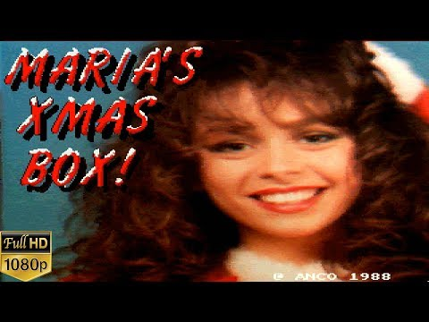 Maria's Xmas Box - Amiga full playthrough
