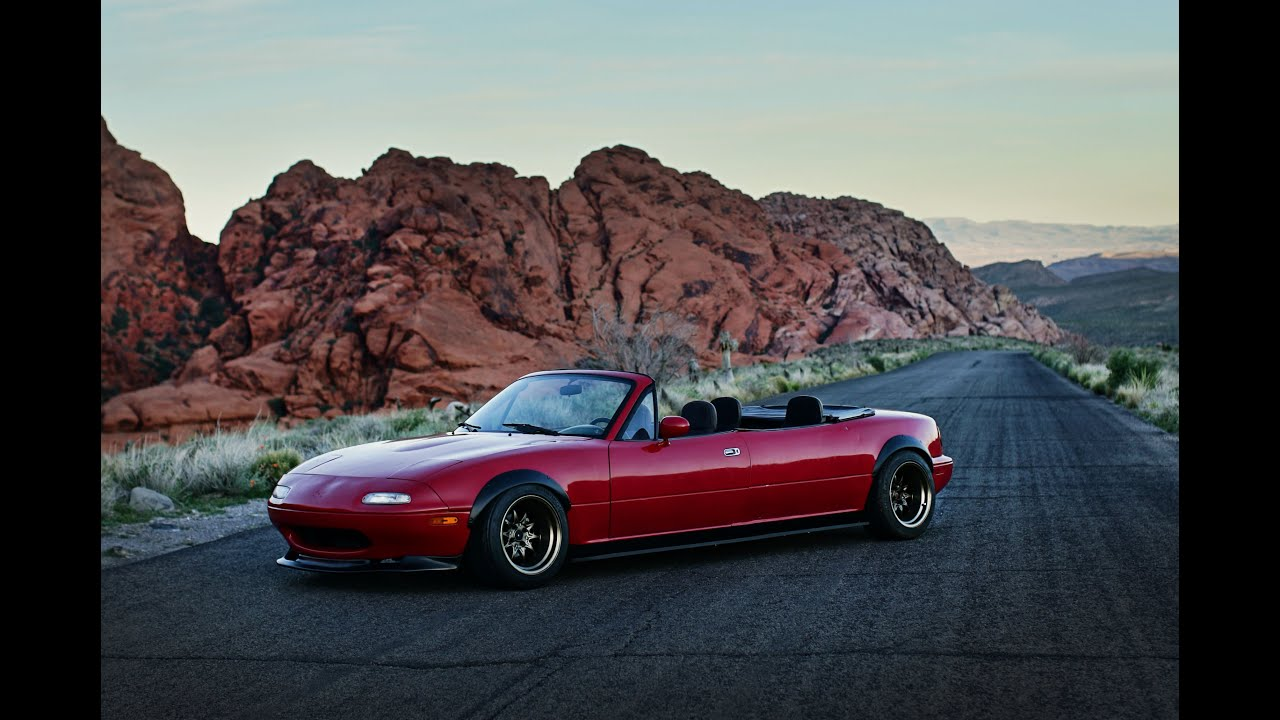 The Miata Limo The Greatest Miata Ever Youtube