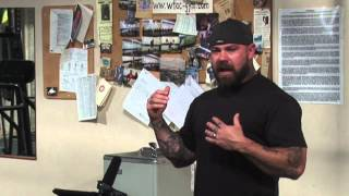 Jim Wendler - Strength Training Business Model