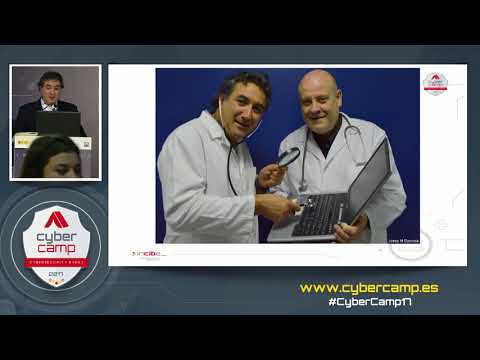 The day to day of a computer forensic (B. Perez Juncá) EP8 - CyberCamp 2017 (EN)