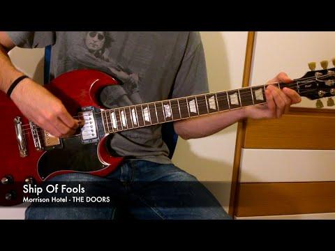 Ships of Fools Guitar Chords