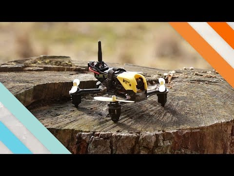 "Hubsan H122D X4 ""Storm"" Review & Flight"