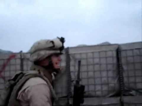 US Marines In Firefight Iraq Ramadi