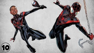 Top 10 Miles Morales Surprising Facts - Spider-Man