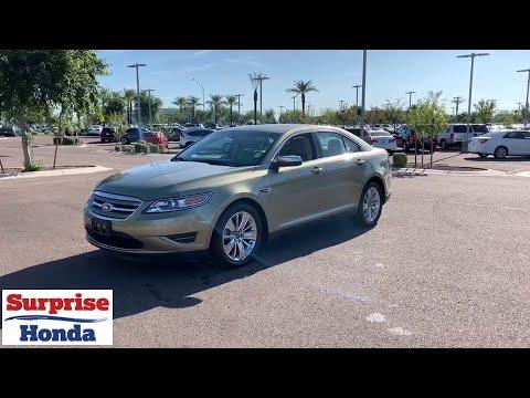 2012 Ford Taurus Phoenix, Surprise, Peoria, Avondale, Glendale, AZ 53123T