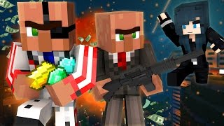 Minecraft Agents - THE ZOO HEIST!! (Minecraft Roleplay) #2 thumbnail