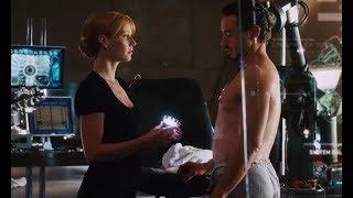 Не хочешь сберечь? Старк и Пеппер: Железный человек 2008.