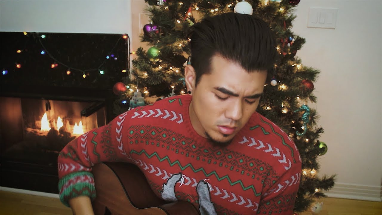 Someday At Christmas - Joseph Vincent Cover - YouTube