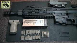 Magpul Xtm Hand Stop Review & Install