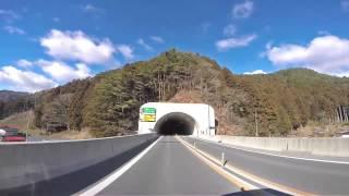 【車載HD】三陸縦貫自動車道 釜石山田道路