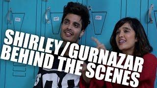SHIRLEY SETIA | GURNAZAR | KOI VI NAHI | ROBBY SINGH | BEHIND THE SCENES