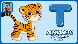 Alphabet for Kids * English ABC Flashcards for Kids * Learn English Letters * English for Kids
