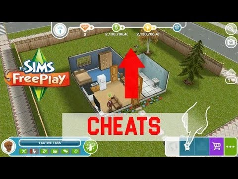 The Sims Freeplay Cheat