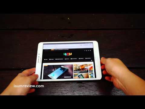 [HD] รีวิว Samsung Galaxy Tab S2 : EP1 : โชว์ความบางในมือคุณ