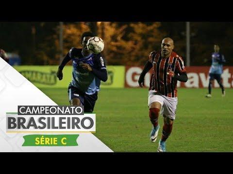 Melhores Momentos - São Bento 0 x 0 Botafogo-SP - Série C (12/06/2017)