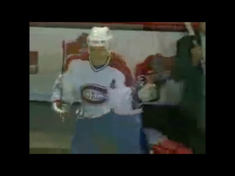 Top 5 Greatest Broken Glass Moments of All Time | NHL