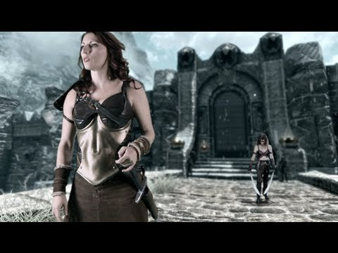 The Skyrim Parodies: Quest for the Lost Companion