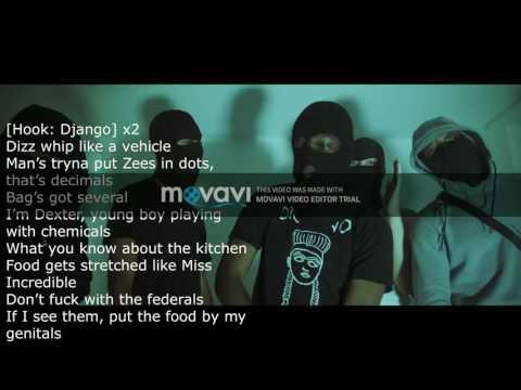 (BSIDE) Django X 30 - Dexter lyrics