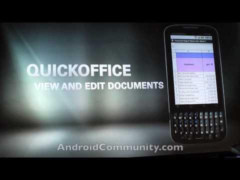 Motorola Droid Pro hands-on