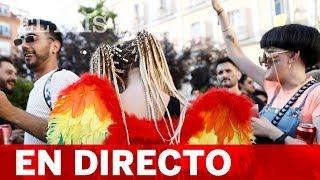 DIRECTO ORGULLO | El desfile 2019, en Madrid