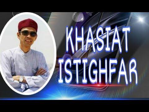 Manfaat Perbanyak Istighfar, Ustadz Abdul Somad Lc. MA Terbaru