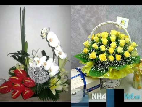 Một số mẫu hoa thông dụng