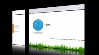 Mobile Computing: Frequency Division Multiplexing(FDMA)