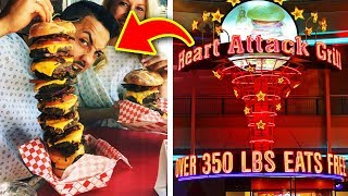 Top 10 Biggest Burgers You Can Order