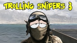 BF3 TROLLING SNIPERS 3