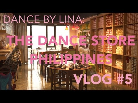 Dance stores in Manila: The Dance Store PH