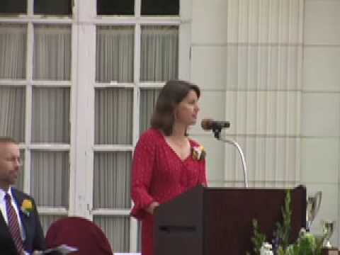 AnneTaylor's Commencement address given at The Colorado Springs School on May 22, 2009