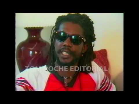 VMC 1983 Peter Tosh Interview from The Video Music Channel, Atlanta