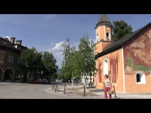 Partenkirchen: In der Historischen Ludwigstraße