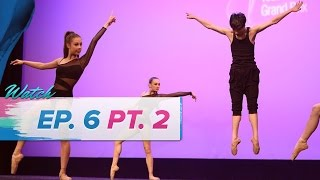 Semi Finals in OC: Contemporary - Dance School Diaries - Ep. 6 pt. 2