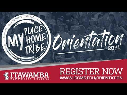 Apply to Itawamba Community College Today!