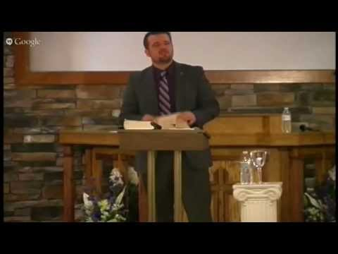 Fire In The Mountain Camp Meeting 2015 - Time To Get Serious! - Pastor Stevie Leydig