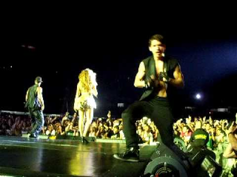 Bryan Tanaka - Show Beyonce Morumbi