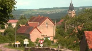 France, Bourgogne : l'ancien château de Sivignon, proche Cluny en diaporama