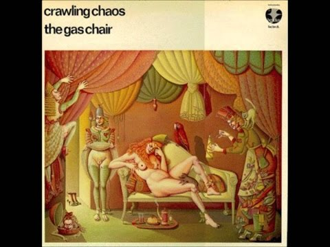 Crawling Chaos - Gas Chair 1982 FULL VINYL ALBUM