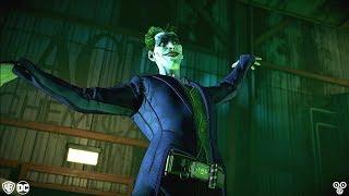 JOKER INTRODUCTION SCENES (Vigilante and Villain) Batman: The Enemy Within Episode 5