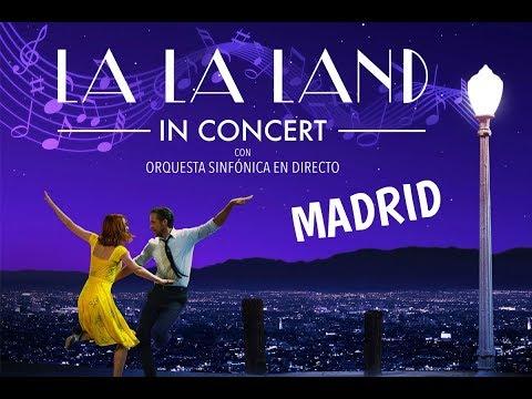 La La Land In Concert - Madrid