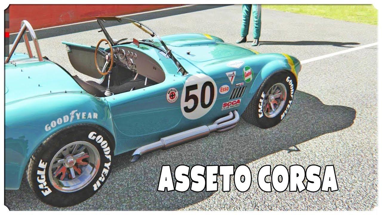 Asseto Corsa – W końcu można przetestować najlepszy symulator wyścigów torowych. lol
