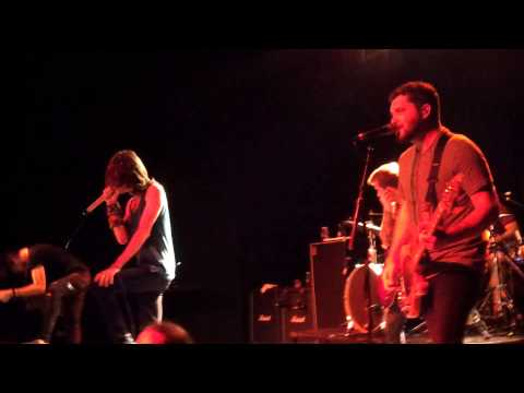 Mayday Parade - Call Me Hopeless But Not Romantic (Live Brisbane Hi-Fi 9/12/12)