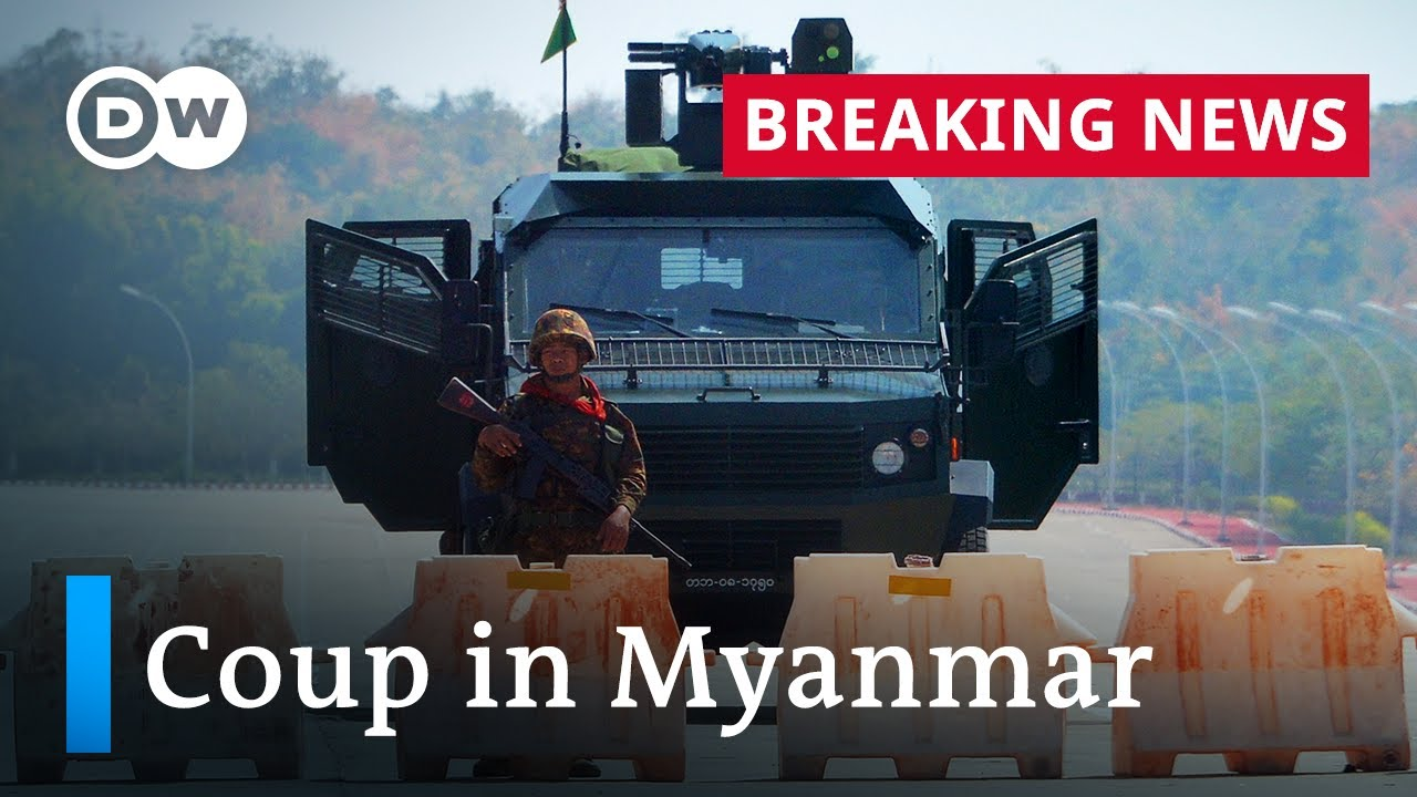 Explainer: The coup in Myanmar and the detention of Aun San Suu ...