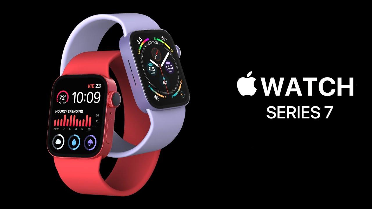 Apple Watch Series 7 Trailer