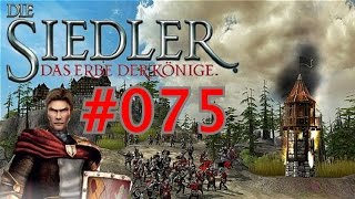 Die Siedler 5 - Part #075 - Evelance - [HD+60fps][Blind] - Let's Play -