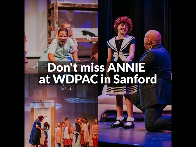 Annie at WDPAC in Sanford FL