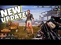 New features in update 0.6.0 - PUBG MOBILE
