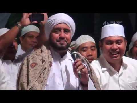 Habib Syech Bin Abdul Qodir Assegaf Padang Bulan