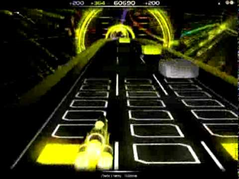 Audiosurf Plastic Enemy   Bulldozer